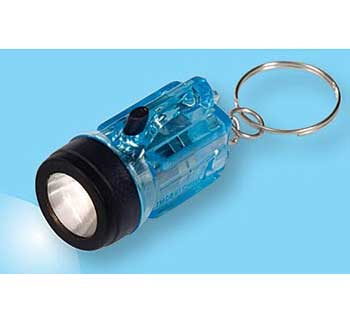Flashlight Key Chain (12)