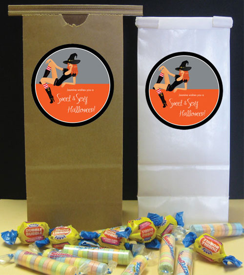 Halloween Sexy Party Theme Favor Bag