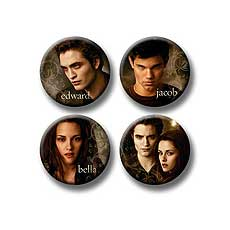 Twilight Buttons (4)