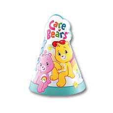 Care Bears Cone Hats