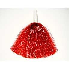 Red Pom Poms
