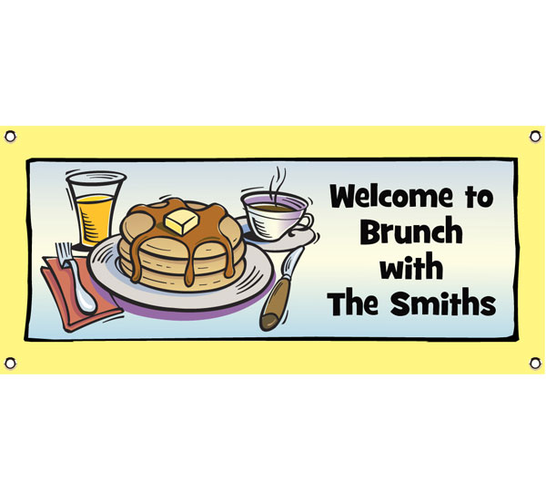 Brunch Theme Banner
