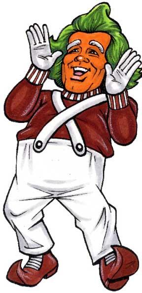 Willy Wonka, Oompa Loompa