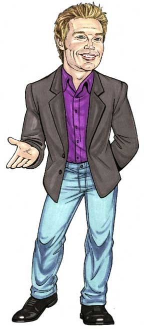 Ryan Seacrest, American Idol Lifesize Cutout