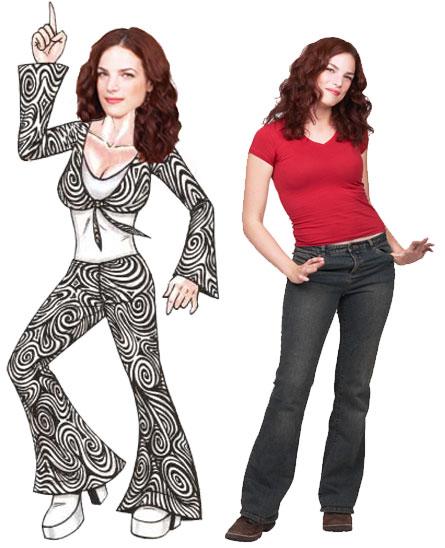 Disco Female Cutout