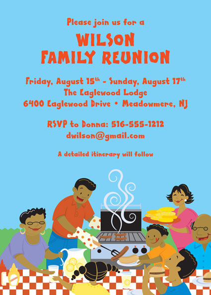 Doc24061506 Family Gathering Invitation Wording Family – Family Gathering Invitation Wording