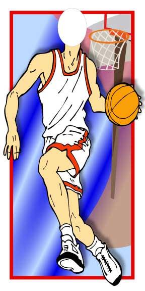 Basketball Photo Op