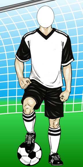 Soccer Male Photo Op