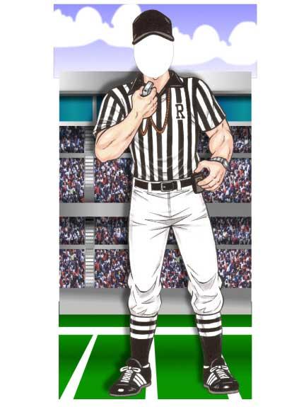 Referee Photo Op