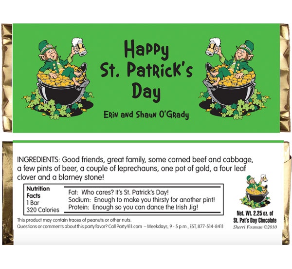 plan your party holiday patricks dayaspx