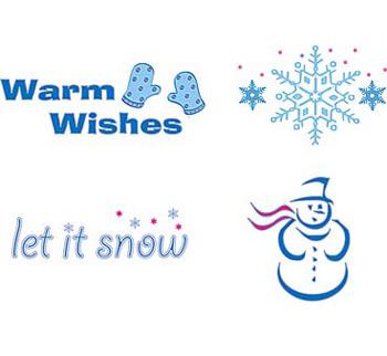 Warm Wishes Winter Funtoos