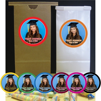 Custom Graduation Favor Bag