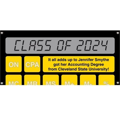 Graduation Calculator Theme Banner
