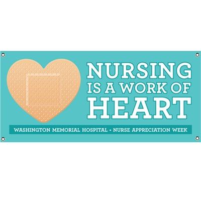 Nurse Appreciation Week Custom Banner