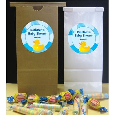 Duck Theme Party Favor Bag
