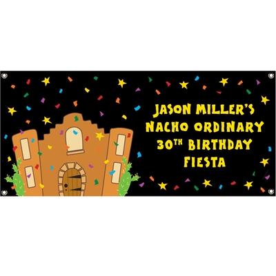 A Fiesta Bash Theme Banner