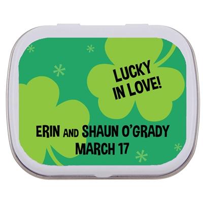 St. Patrick's Day Irish Theme Mint Tin