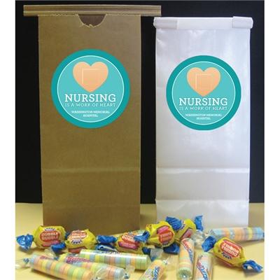 Nurse Appreciation Week Custom Favor Bag