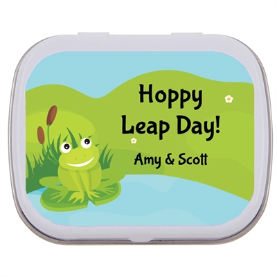 Leap Year Party Favor