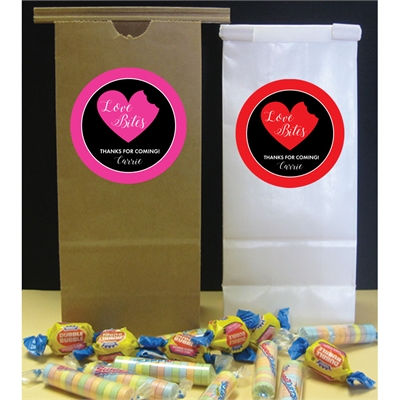 Love Bites Anti-Valentine's Day Party Favor Bag