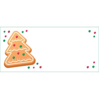 Christmas Cookie Exchange Food Card