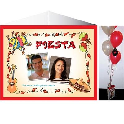 A Fiesta Theme Party Centerpiece