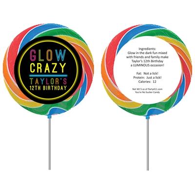 Glow Theme Custom Lollipop
