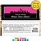 Pick Your Skyline Theme Candy Bar Wrapper