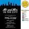 Pick Your Skyline Theme Invitation