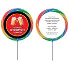 Oktoberfest Flag Theme Lollipop