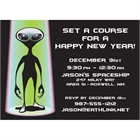 Space Aliens Invitation