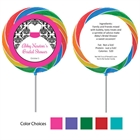 Wedding Dress Theme Lollipop