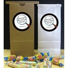 Mystery Theme Party Favor Bag