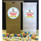 Graduation Prescription Pad Theme Party Favor Bag