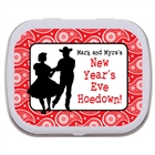 Western Hoedown Theme Mint Tin