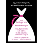 Bride's Party Invitation