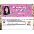Bat Mitzvah Candy Bar Wrapper