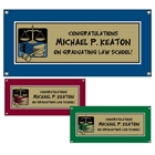 Graduation Law School Theme Banner