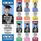 Graduation Photo Ticket Invitation or Announcement