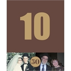 50th Anniversary Theme Table Number