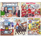 Corporate Custom Caricatures