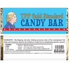 Election 2016 Theme Candy Bar Wrapper