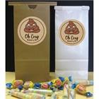 Party Pooper Theme Birthday Favor Bag