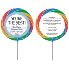 Teacher Appreciation Custom Lollipop