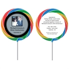 25th Anniversary Custom Lollipop