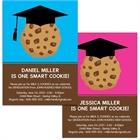 Graduation Smart Cookie Invitation