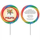 A Fiesta Theme Lollipop