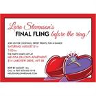 Engagement Ring Invitation