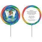 Torah Theme Bar Mitzvah Lollipop