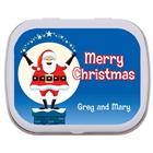 Christmas Santa Magic Mint Tin